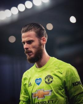 De Gea é defendido por lenda do Manchester United