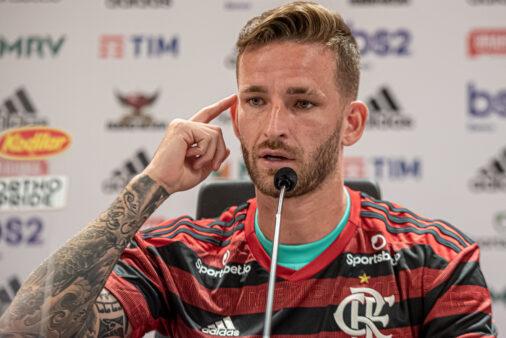 Léo Pereira, do Flamengo