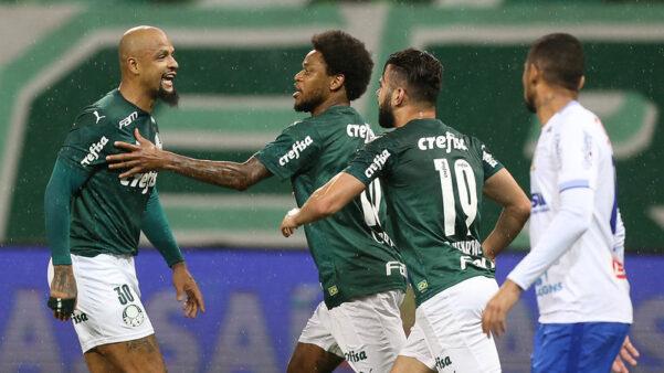 Felipe Melo está fora da final irá desfalcar o Palmeiras.