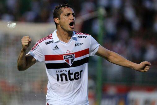 Anderson Martins fim de contrato com o São Paulo