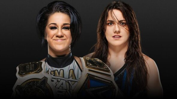 Bayley vs. Nikki Cross