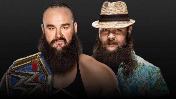 Braun Strowman vs. Bray Wyatt