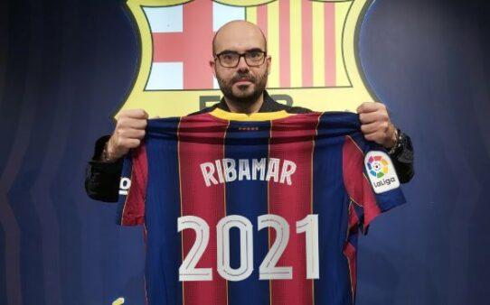 Ribamar no Barcelona