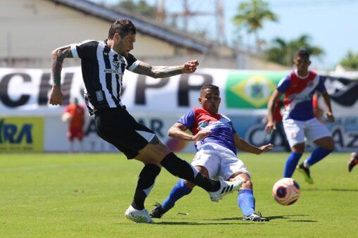 Felipe Santos/ Twitter oficial Ceará SC