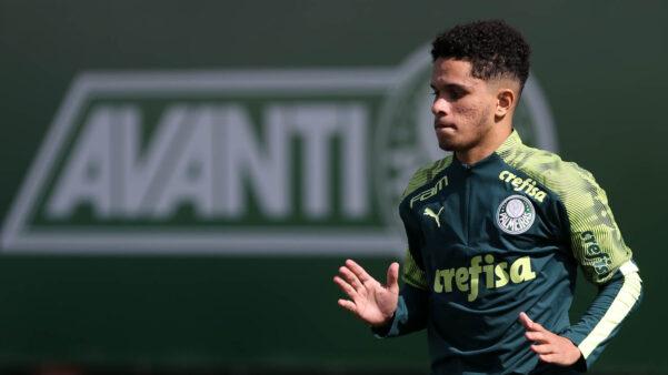 Palmeiras renova com Gabriel Silva