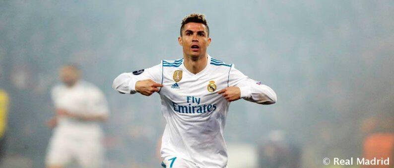 Cristiano Ronaldo Real Madrid estrelas do futebol FIFA gringos
