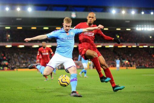 Manchester City x Liverpool (Reprodução/ Site oficial Premier League/ premierleague.com)