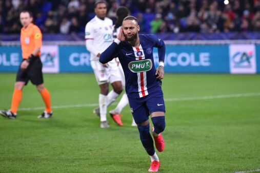 Copa da Liga Francesa PSG