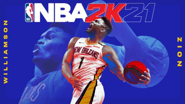 Zion Williamson estará na capa do NBA 2K21 para o PlayStation 5 e Xbox Series X