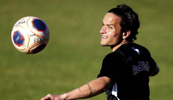Artur, ex-Palmeiras, no Red Bull Bragantino