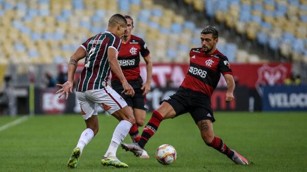 Flamengo x Fluminense clássicos quentes