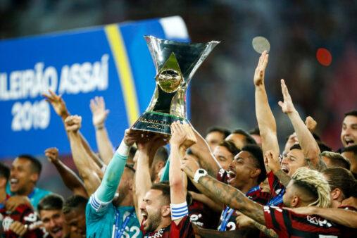 Flamengo no Brasileirão