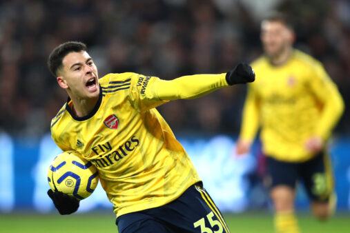 Martinelli Arsenal