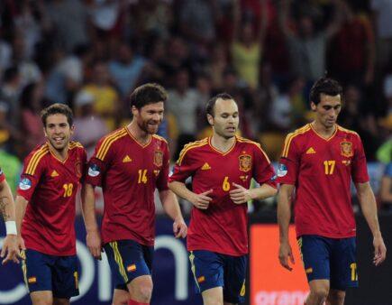 Espanha 2012 Parreira