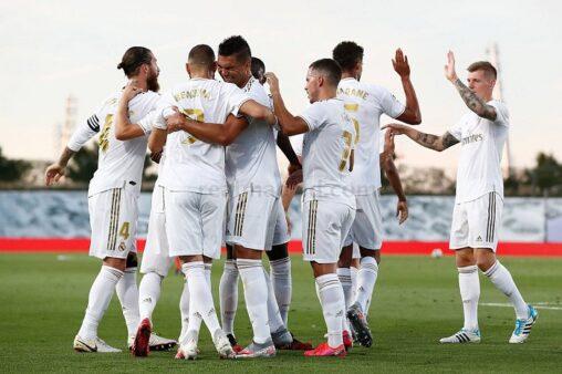 Siga Leganés x Real Madrid em tempo real (Foto: Helios de La Rubia/ Reprodução/ Site oficial Real Madrid/ realmadrid.com)