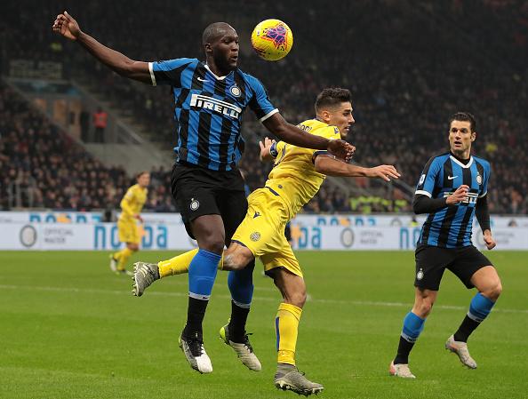 Hellas Verona X Inter De Mil U00e3o Acompanhe O Placar AO VIVO