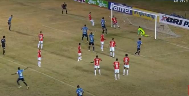Internacional x Grêmio gols