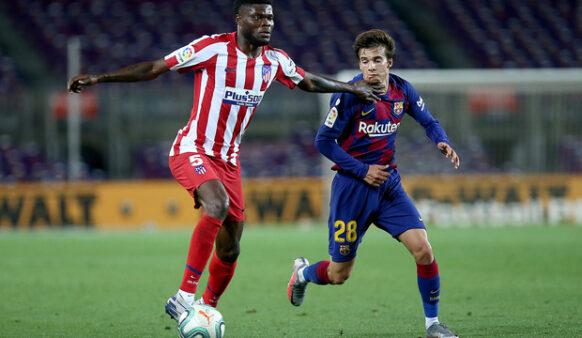 Thomas Partey Atlético de Madrid