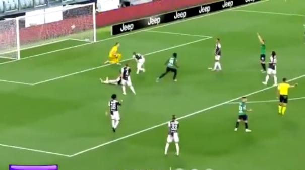 Juventus x Atalanta gols