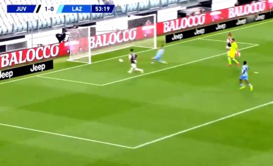Juventus x Lazio gols