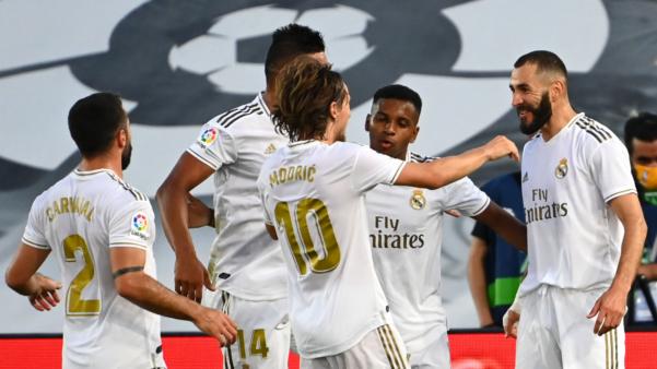 Leganés x Real Madrid ao vivo