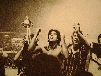 Grêmio Libertadores de 1983