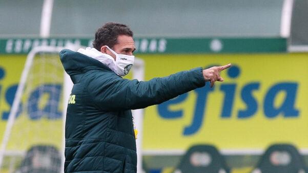 Luxemburgo está no Palmeiras.