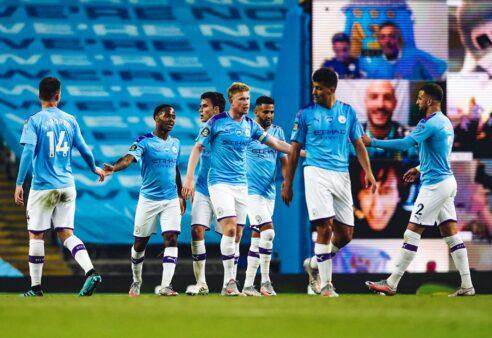 Manchester City x Liverpool