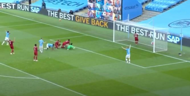 Manchester City x Liverpool gols melhores momentos