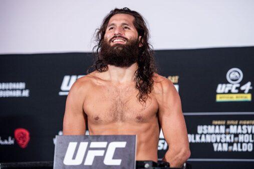 Jorge Masvidal UFC 251