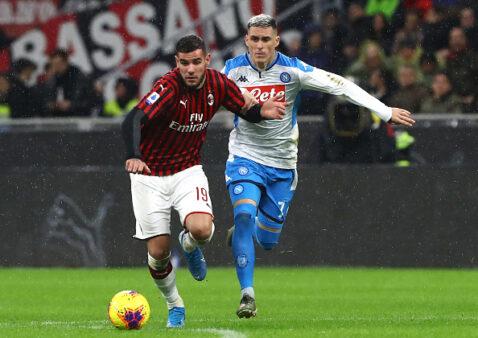 Napoli x Milan