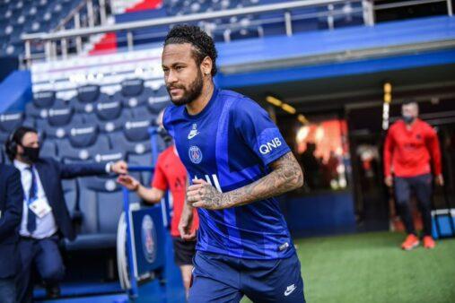 Neymar no PSG