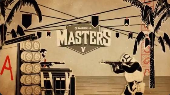 Gamers Club Masters V aconteceentre os dias30 de julho a 2 de agosto
