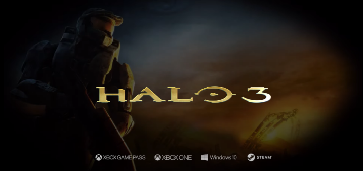 Halo 3 faz parte da coletânea Halo: The Master Chief Collection no PC