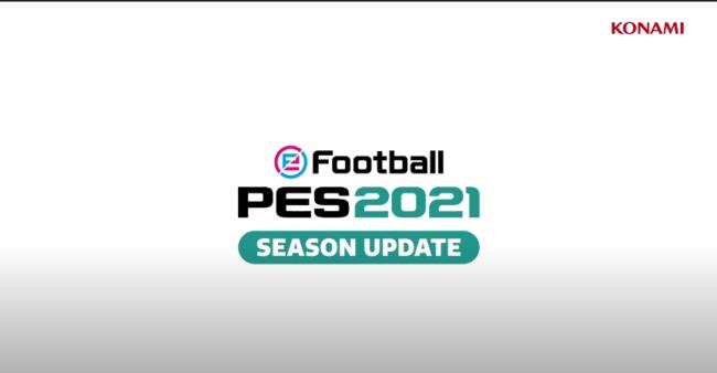 OeFootball PES 2021 será apenas uma atualização do PES 20