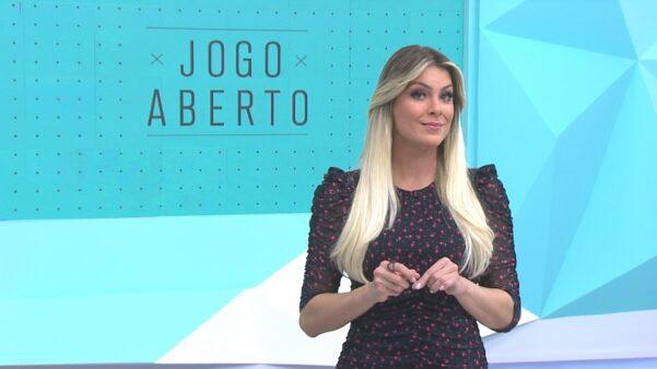 Renata Fan no Jogo Aberto
