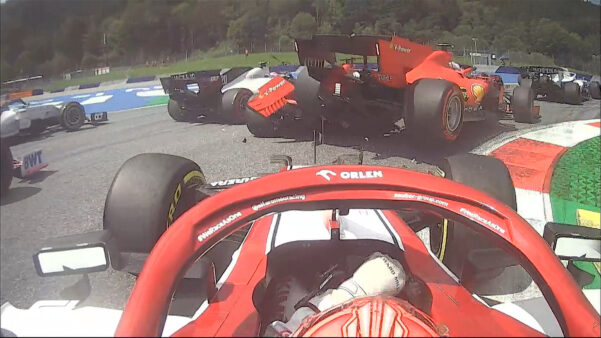 Ex-diretor da Ferrari diz que pedido de desculpas de Leclerc não ajuda muito