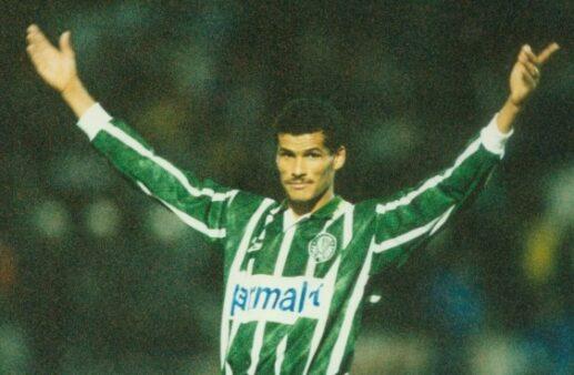 Palmeiras Corinthians Rivaldo