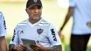 Atlético - Gabriel