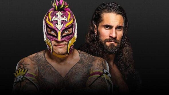 Rey Mysterio vs. Seth Rollins