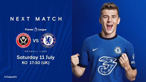 Sheffield United x Chelsea
