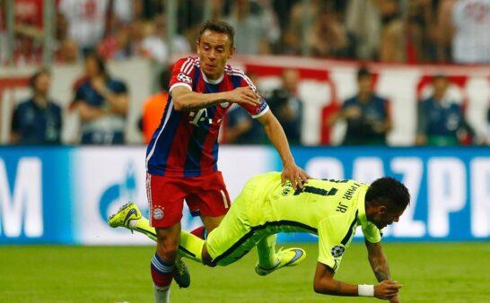 Barcelona x Bayern