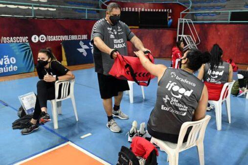 osasco inicia treinos para temporada 2020 21