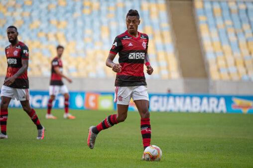 Bruno Henrique é um dos destaques do Flamengo e está na mira do Benfica.