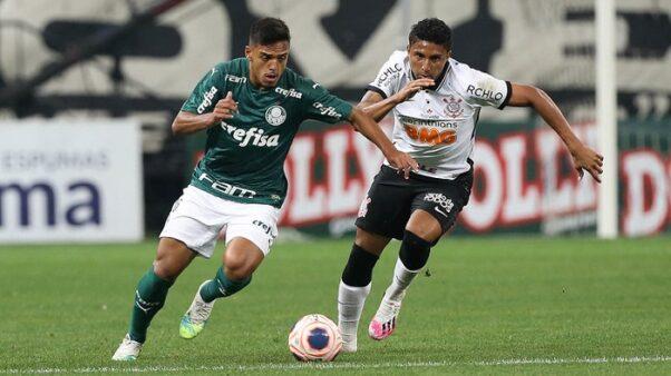 Corinthians x Palmeiras (Foto: Cesar Greco/ Reprodução/ Flickr oficial SE Palmeiras)