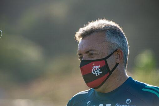 Dome busca sucesso no Flamengo.