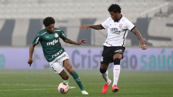 Palmeiras e Corinthians Paulista