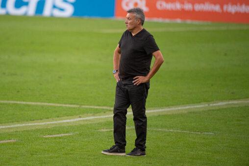Dome vive pressão no Flamengo.