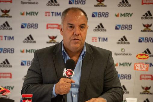 Braz falou sobre Pedro no Flamengo.