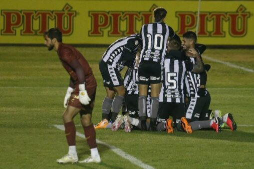 Botafogo escalação